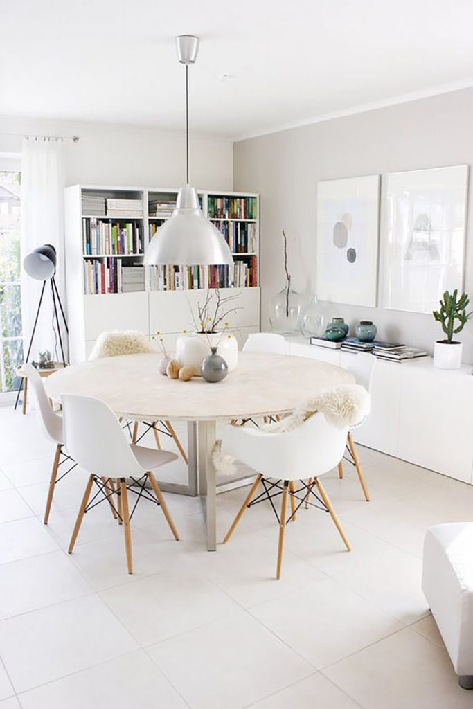 scandi dining revamp your room