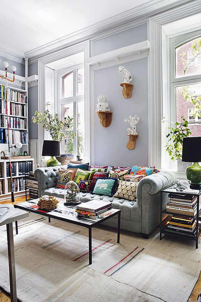 living room revamp your home boho