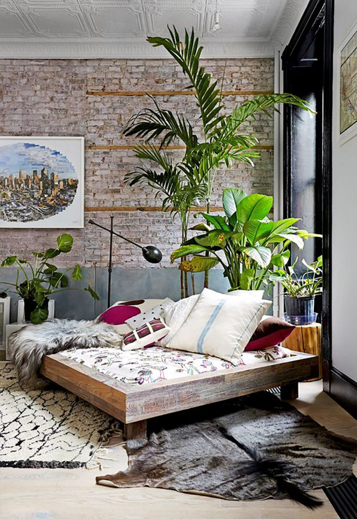 living room revamp your room plant