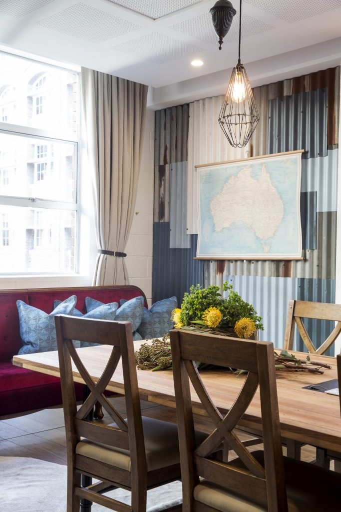 Airbnb new office, Sydney, Australia. Photo - James Horan 16/11/2015