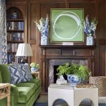 Home interior styles - Pantone Greenery in the home
