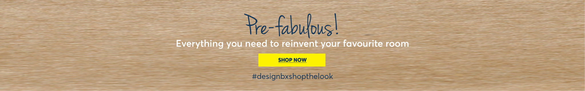 Designbx - Shop The Look now!