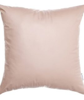 Pale Pink Cushion - Forest Pink & Green