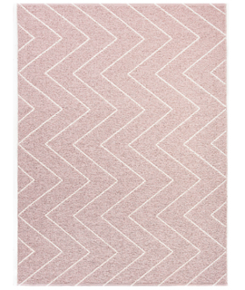 Rug - Forest Pink & Green Living