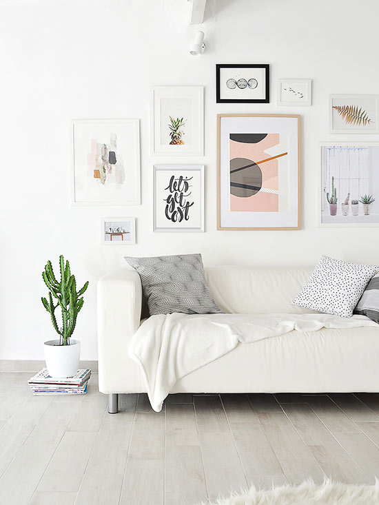 Designbx_Scandinavian_style_wall_gallery_artwork_B