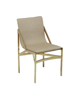 Designbx_Gold Chair