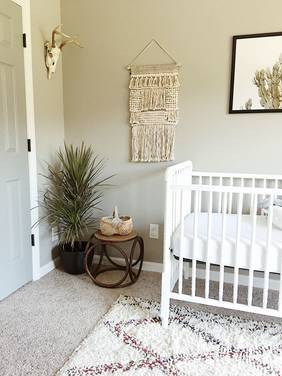 Neutral nursery theme