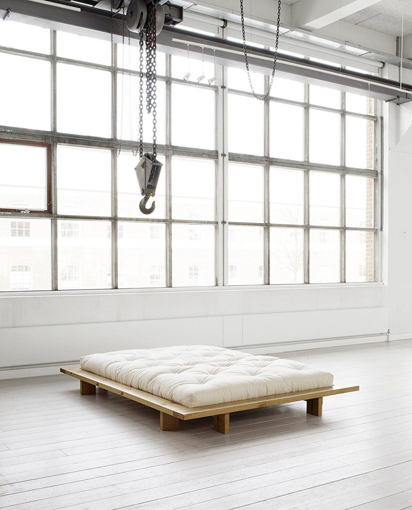 japandi bed