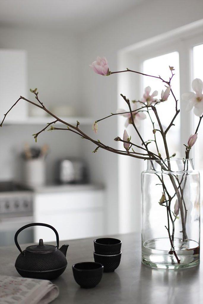 japandi tea