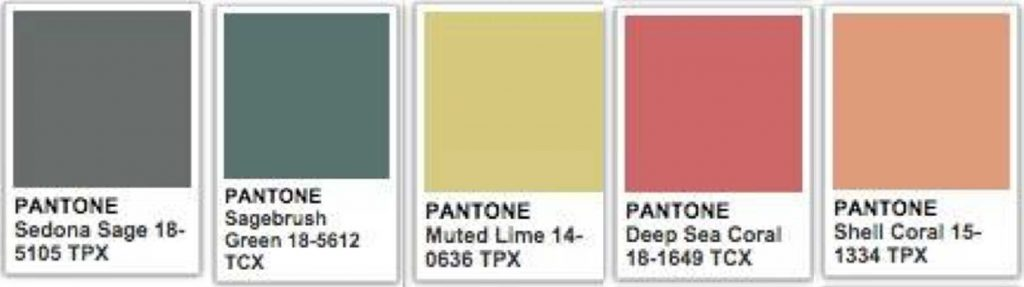 country pantone colours