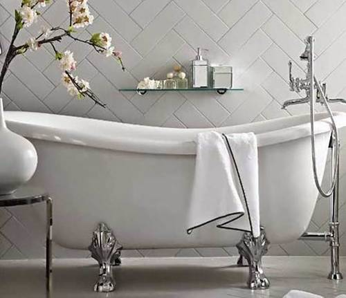 chrome design ideas bathtub fixtures