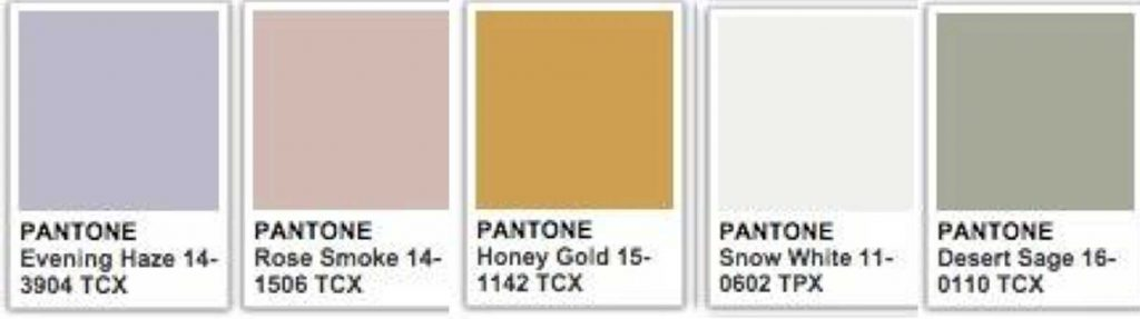 french pantone colour range