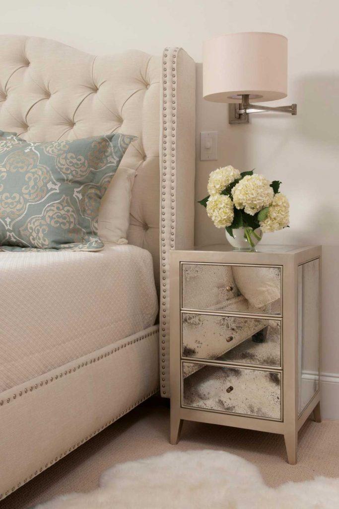 luxe bedroom accessories
