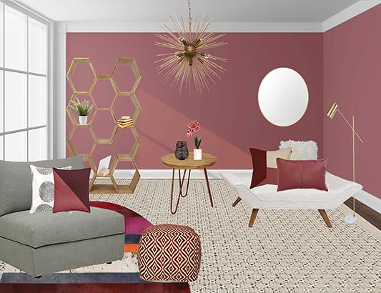 Erinn Boyle Lounge Style Board