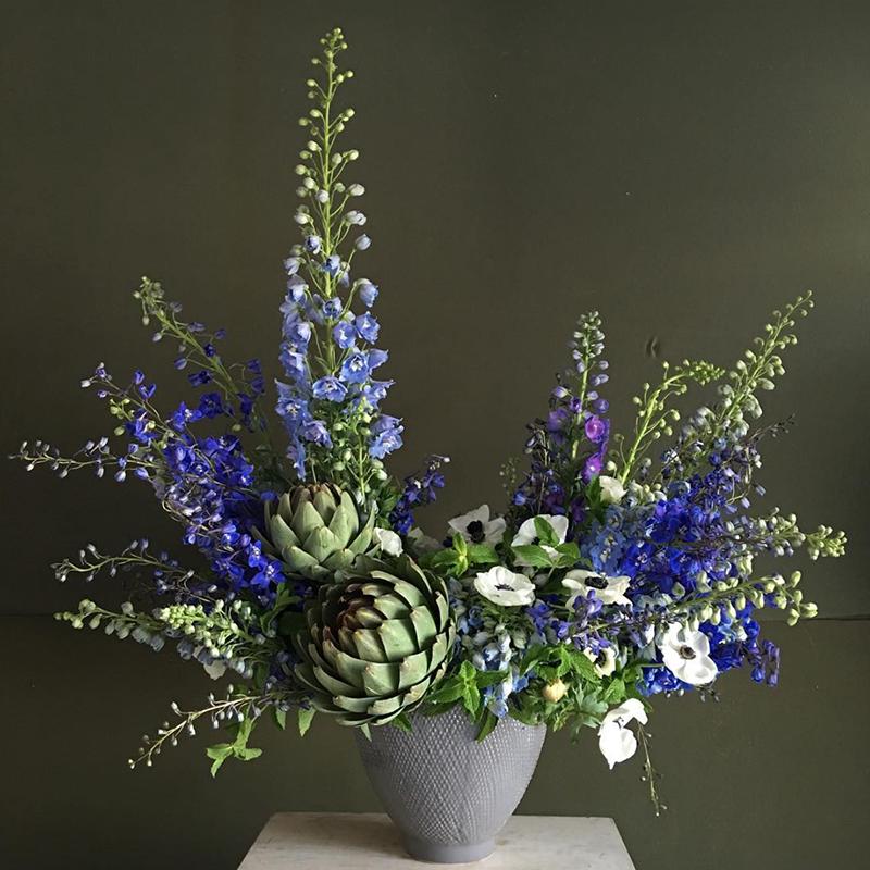 pantone 2018 floral arrangement