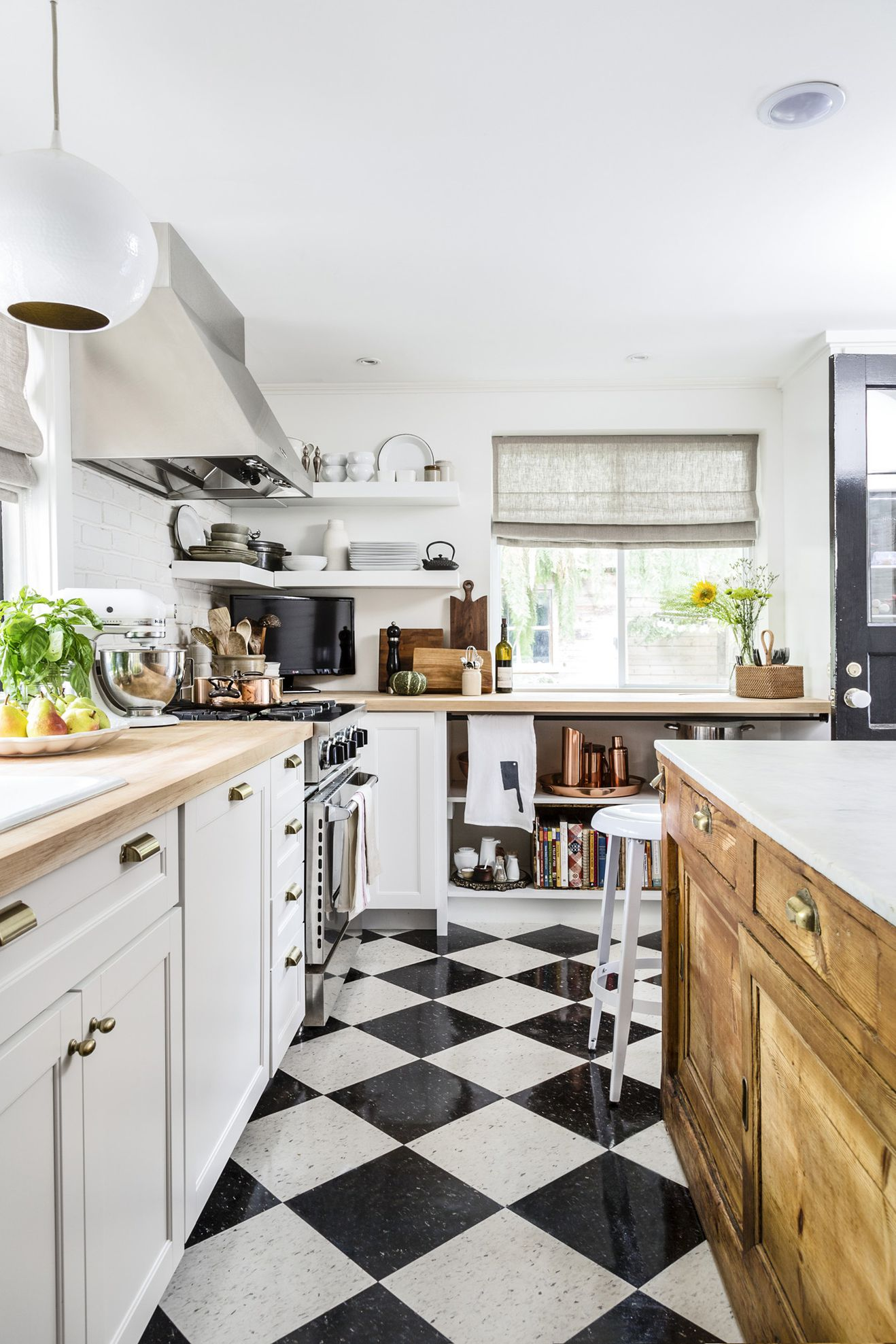 Country Kitchen Tiles · Image Reference · Country Kitchen Interior Design