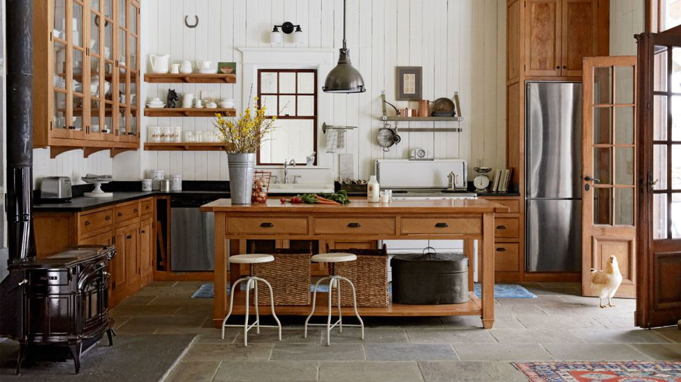 Bon Country Kitchen Interior Design