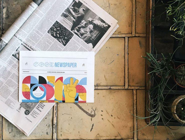 slate tiles newspaper