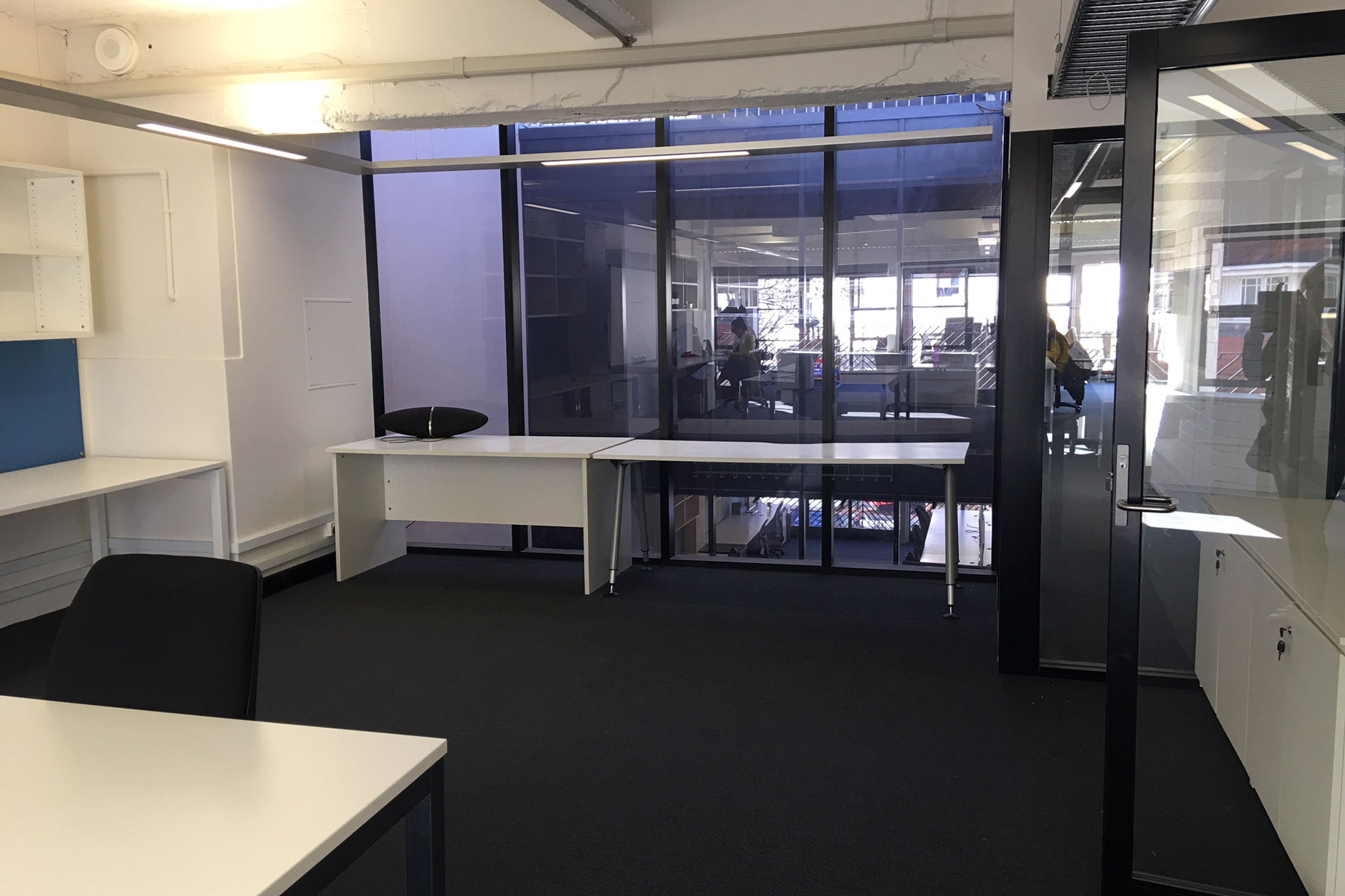 office fit out meeting space