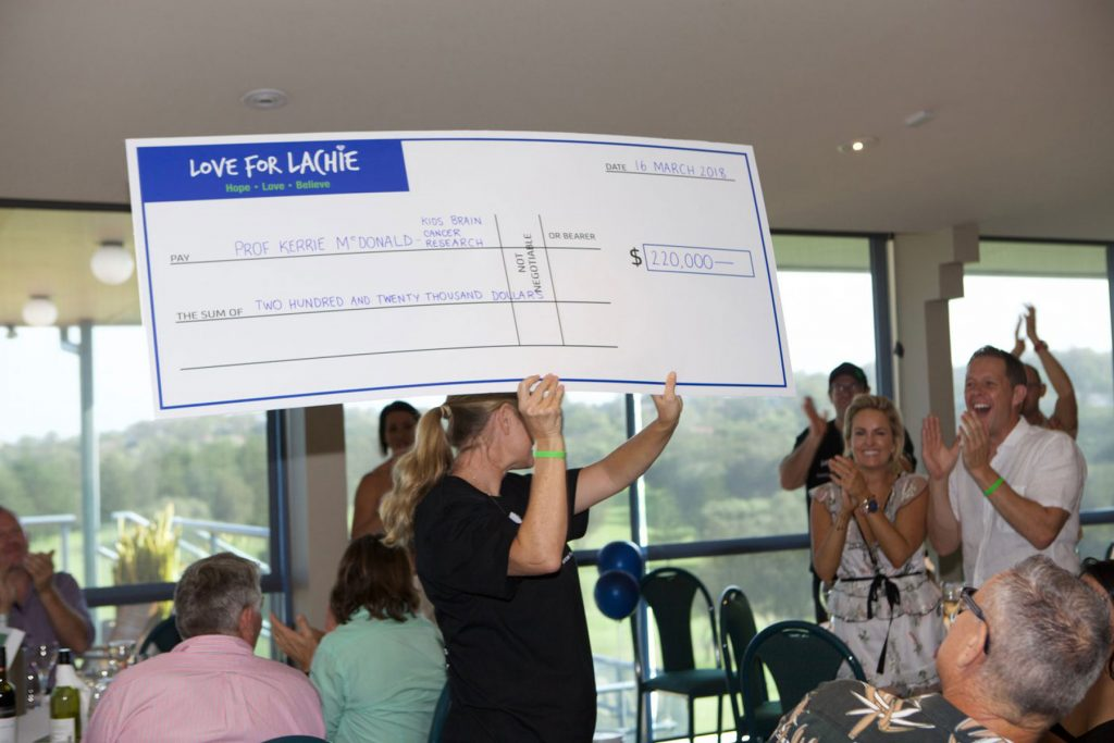 love for lachie charity fundraiser