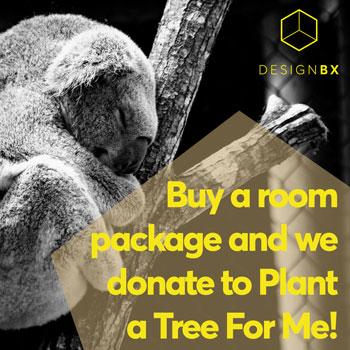 sustainable eco koala plant a tree