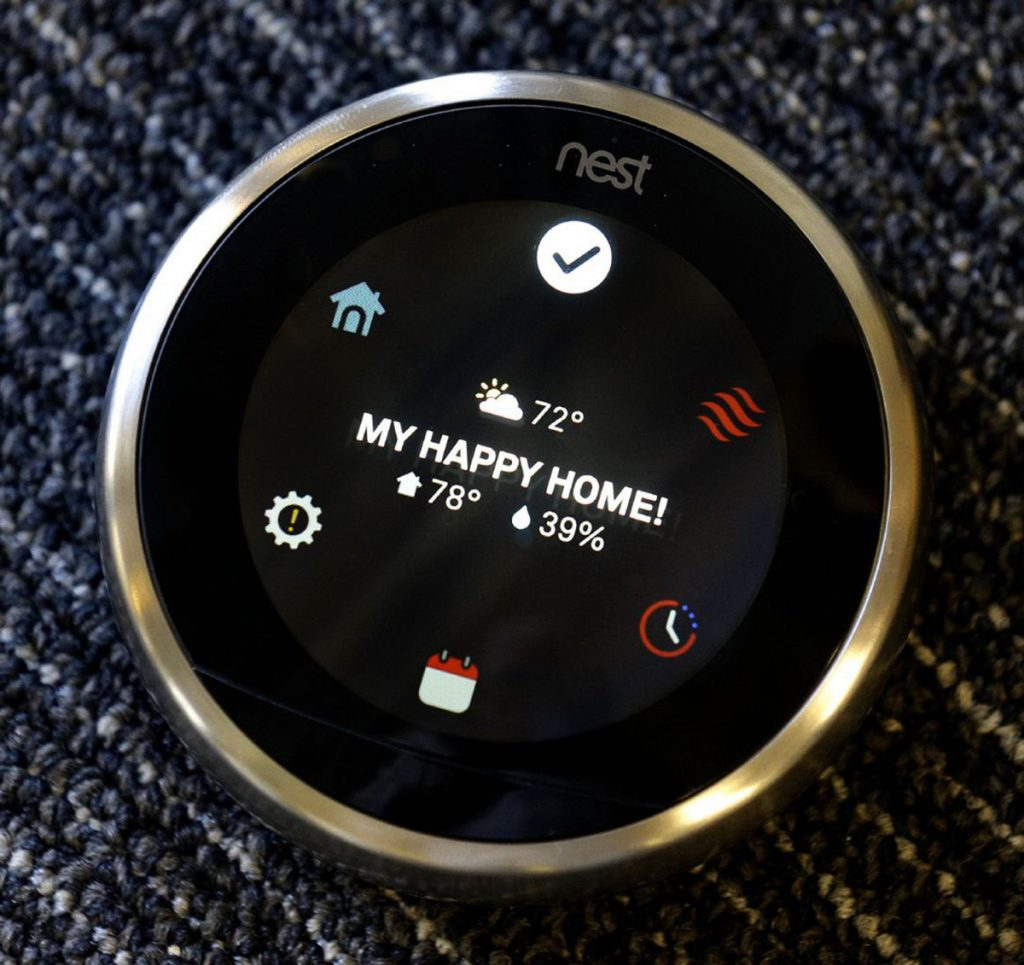 designbx efficient energy environmentally friendly cool gadgets must have technology eco-friendly nest watch thermostat