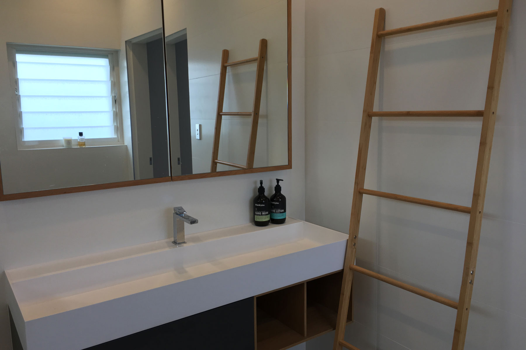 Corinna bathroom - before