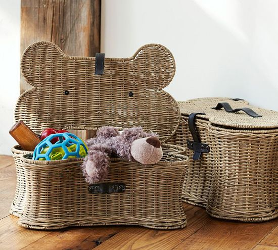 interior design with pets in mind toy basket